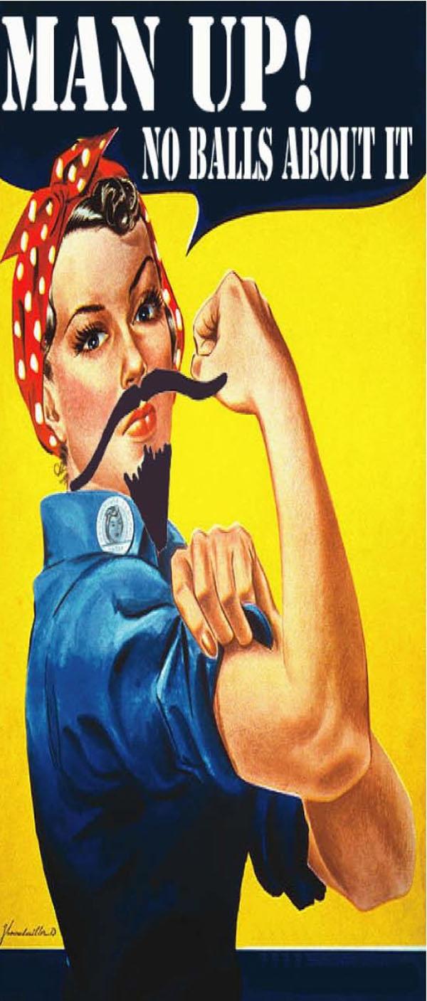 Man Up! Women's Caucus for Art: Call for Women Artists ...