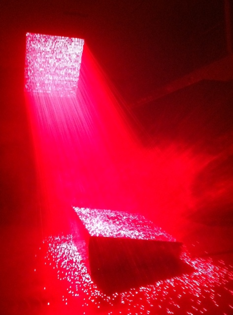 Li Hui - 'Void and Substance' - An Installation Zadok Gallery, Wynwood, Miami