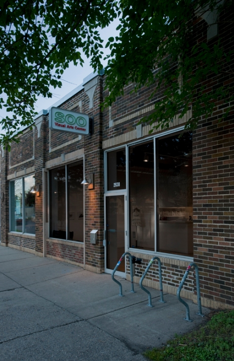 Soo Visual Arts Center, founded in 2001, is a non-profit 501 (c)3 arts organization