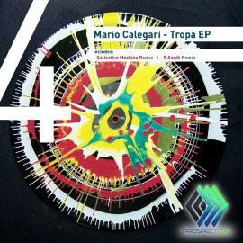 Prospect Records album cover