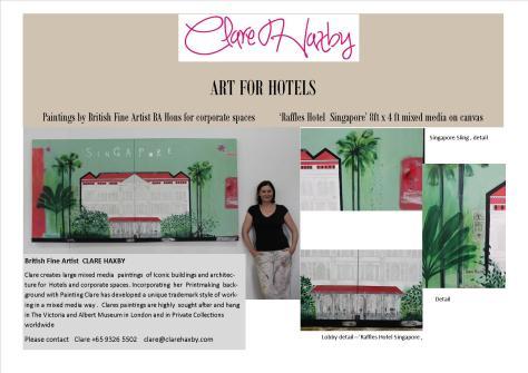 blogArt for Hotels - Raffles
