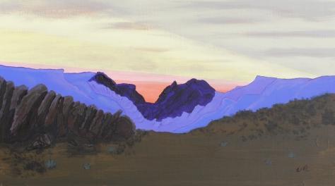 Hot Sun Rising, J.R. Smith
