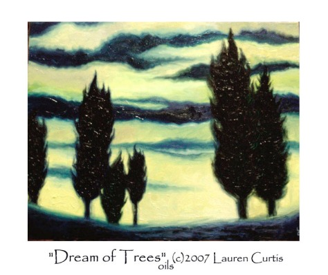 Dream of Trees, Lauren Curtis