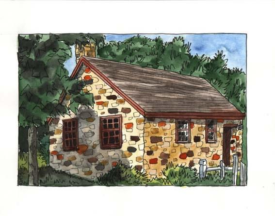 Schoolhouse, Lauren Curtis