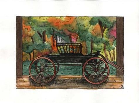 Wagon, Lauren Curtis
