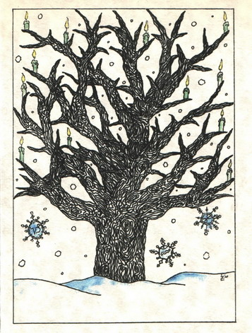 Winter, Lauren Curtis