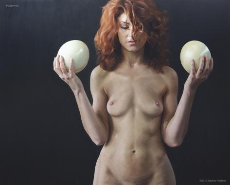 Eggsistencial, Nadine Robbins