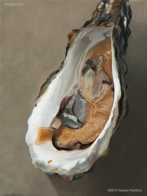 Erotic Oyster, Nadine Robbins