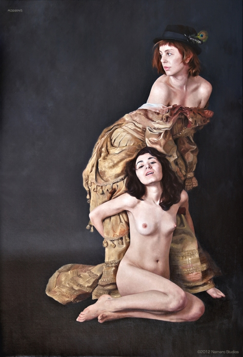 Golden Gown, Nadine Robbins