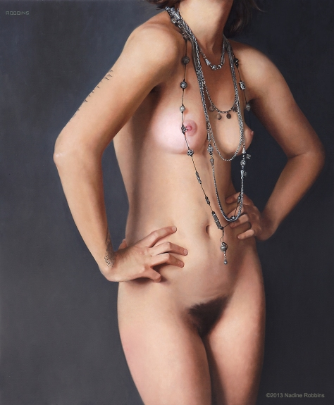 Moxie, Nadine Robbins