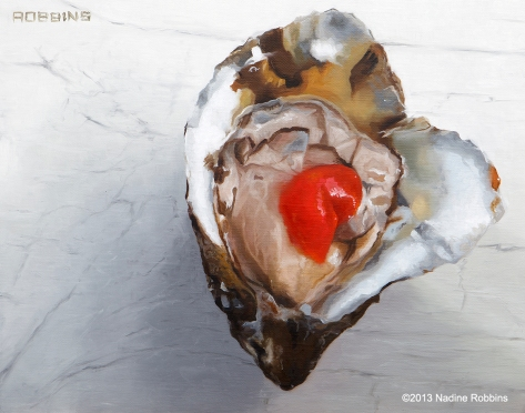 Oyster Love, Nadine Robbins