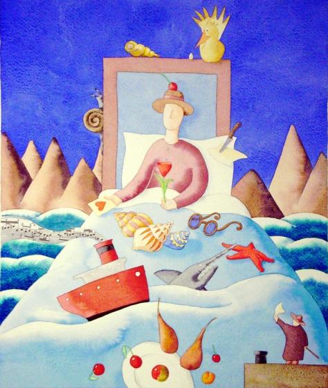 Il sogno premonitore 1