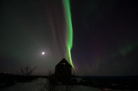 North Lights Moon, Eileen Counihan