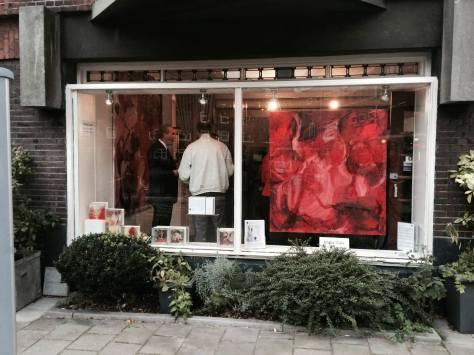 Win-Win Program Offers Emerging Artists Ten-Day Exhibition in Amsterdam Gallery