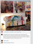 Tagging your Art Images On Instagram to Attract Art Buyers