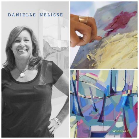 Artist DANIELLE NELISSE Chosen as one of 50 to Watch in 2015