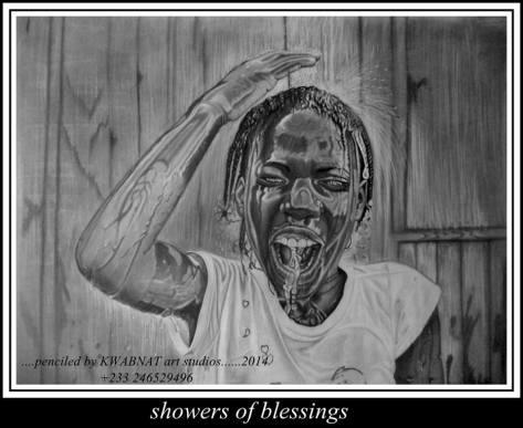 AfricanPPKwabena Natur E ArtShowersofBlessings