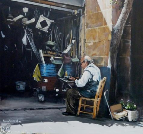 The Workshop, Barry Westcott