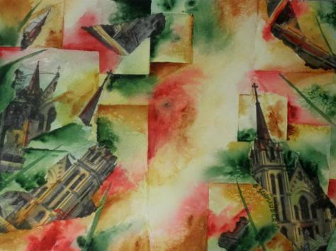 Unorganized Religion, Carol Schumauder