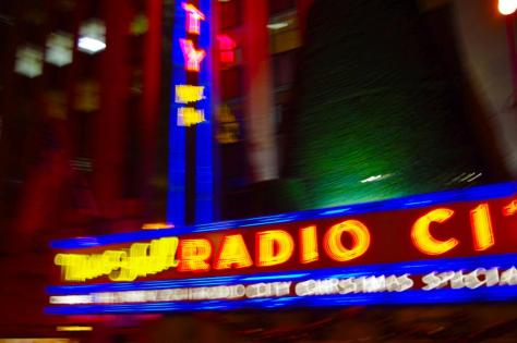 Radio City Music Hall, Gloria de los Santos