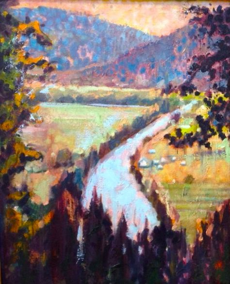 ST JOE RIVER VALLEY, John F. Thamm