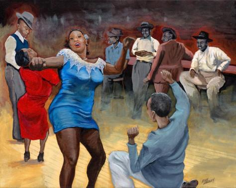 Juke Joint, Mike Handley
