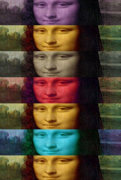 Mona-tones 1, Metrov