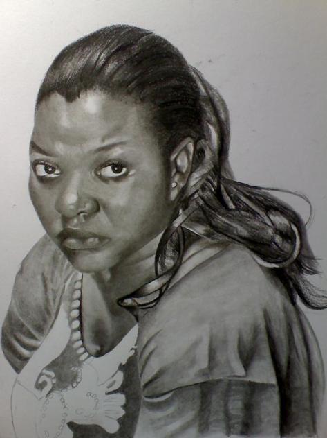 Tangwan Elice portrait step 5