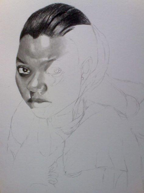 Tangwan Elice portrait stage 1