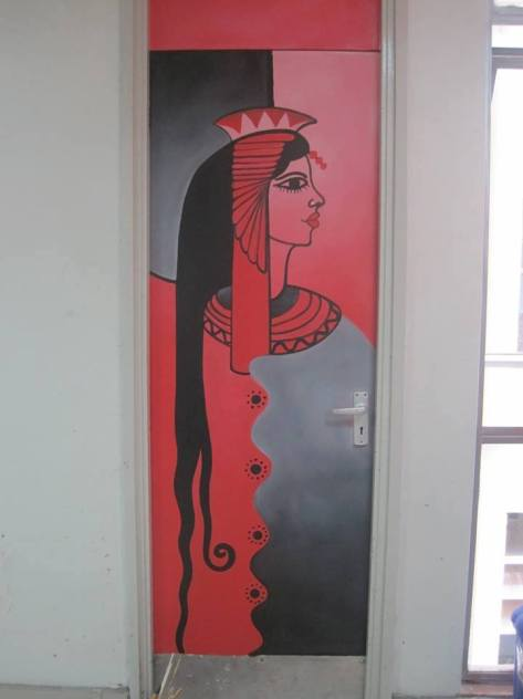 David Thuku door design