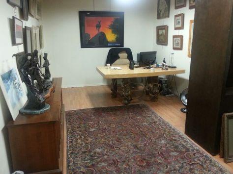 Flootie TV Studio office