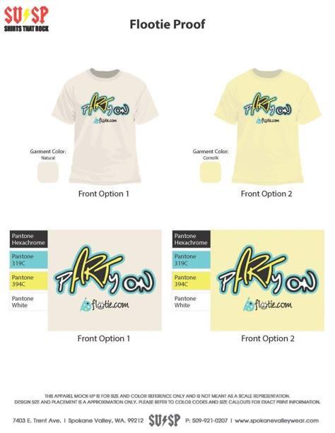 FlootieTshirts