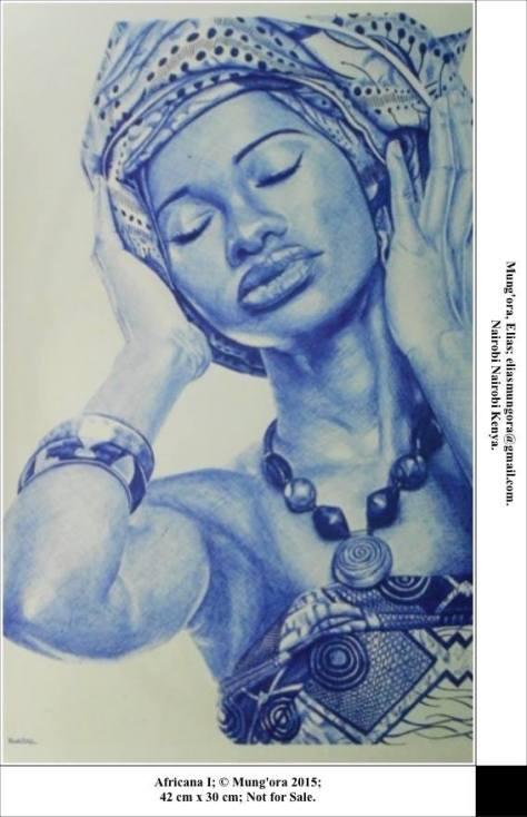 Africana I, Elias Mung'ora