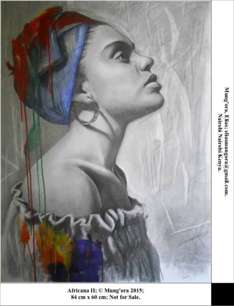 Africana II, Elias Mung'ora