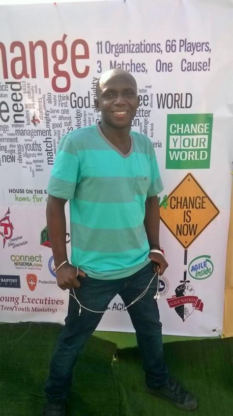 artist Moses Marquis Okpeyowa