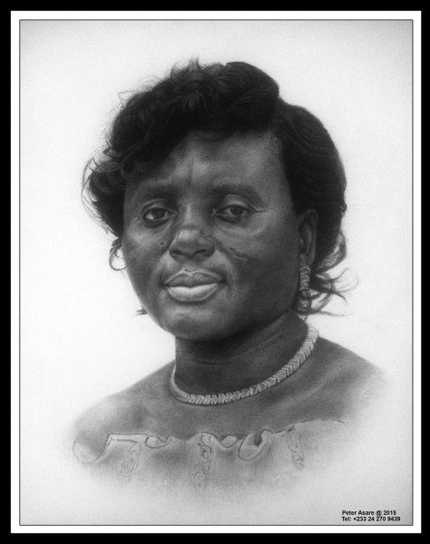 Peter Asare portrait