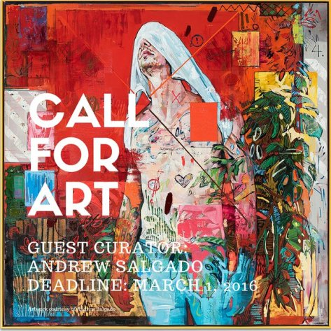 Art Magazine Open Call to #Artists to #Submit for April Issue