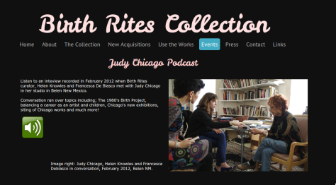 Birth Rites Collection of Contemporary Art