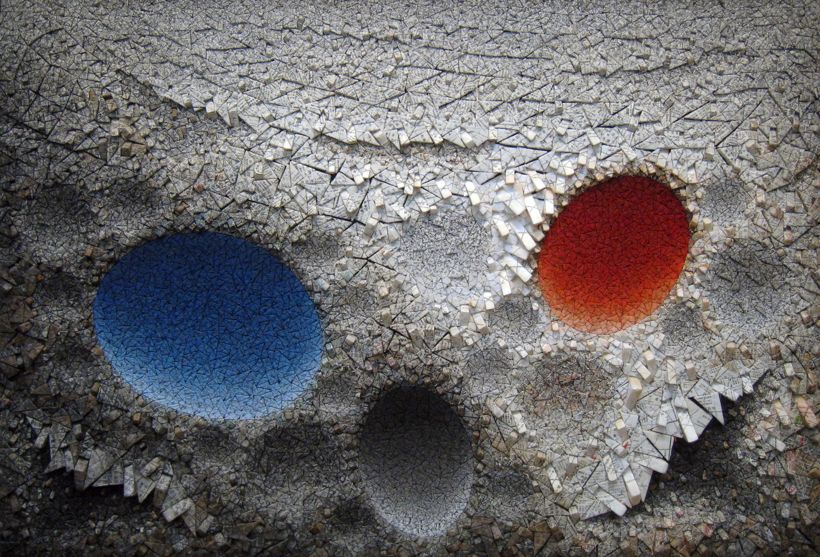 Aggregation 10, Kwang Young Chun