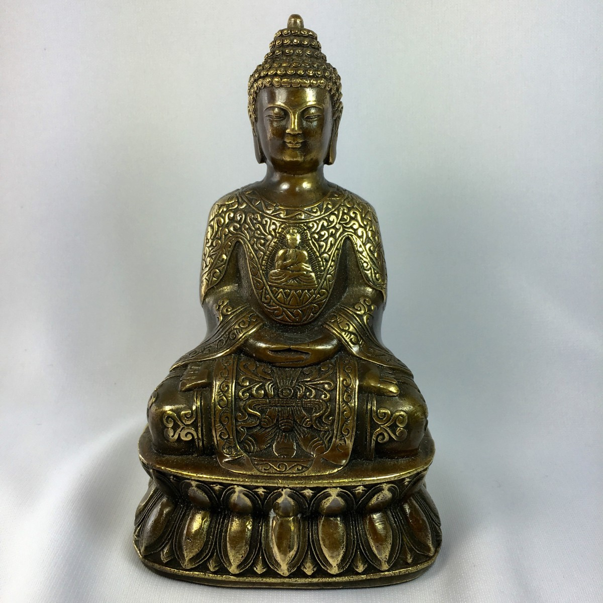 Buy Antique Handcrafted Buddha Lantern For Corporate: Unique Feng Shui Father's Day Gifts