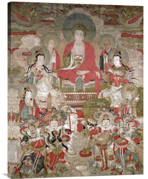 buddhaspainting