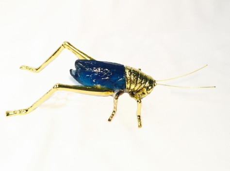 feng shui gold cricket