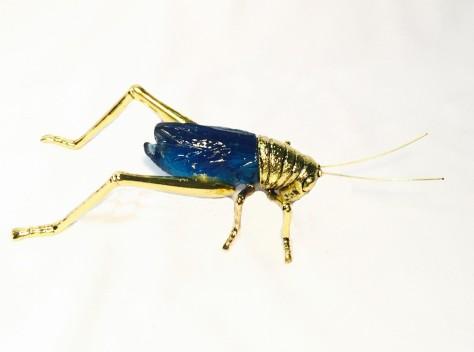 feng shui gold cricket