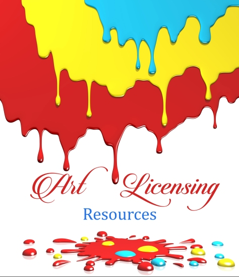 New Pay-What-You-Wish Pricing on Art Licensing Resources E-list