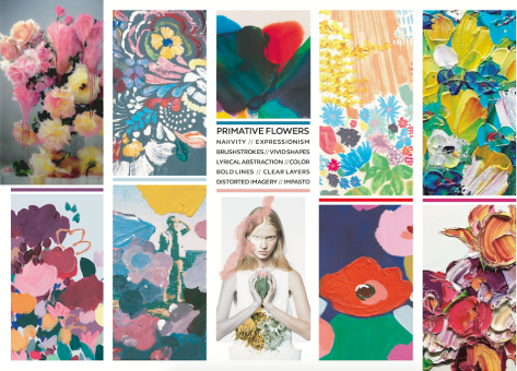 June Design Challenge: new call to artists, textile designers, and painters