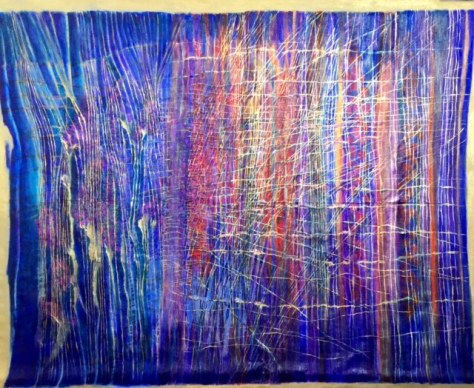 Secret Life of Colors at Carter Burden Gallery, New York City