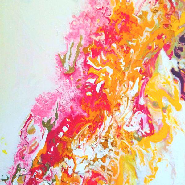 """Elation- 40x36""""- Acrylic"""