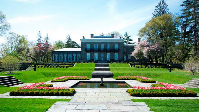 formal gardens image