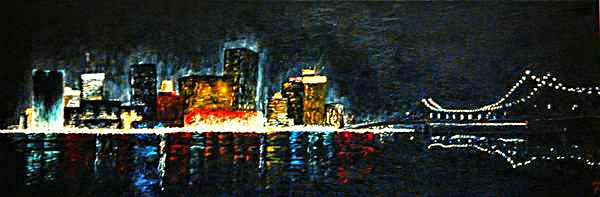 Across the Water, Francque Lynn