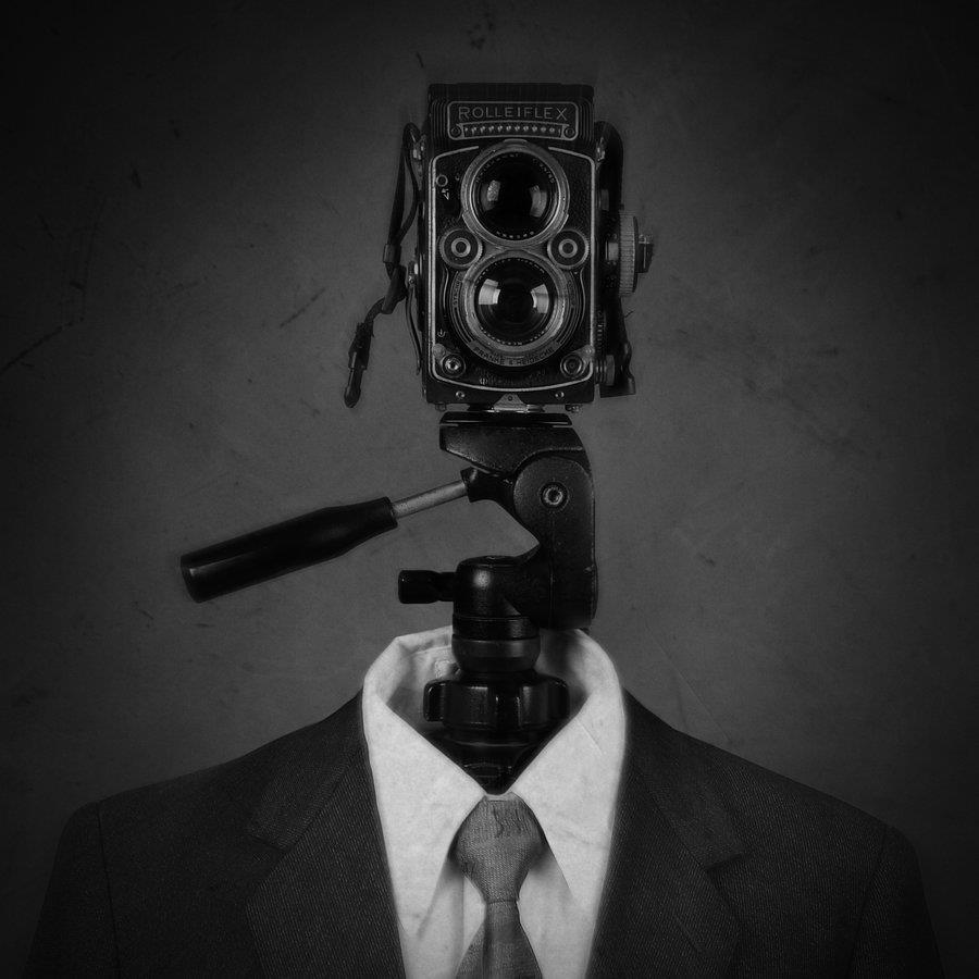 Self Portrait, Amer Dabaneh